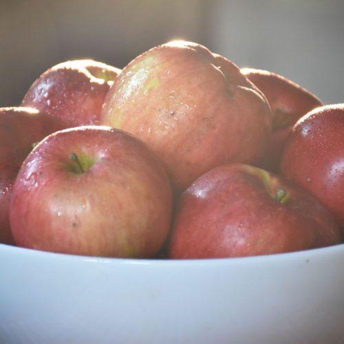 bio alma, organic apple